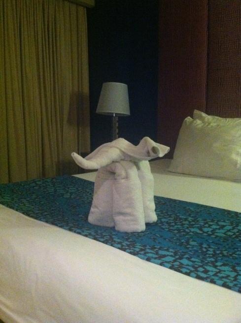 towelart