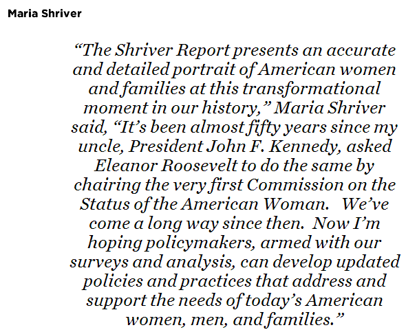 shriver quote