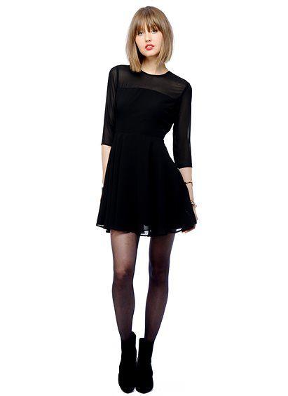 Little Black New Years Dress